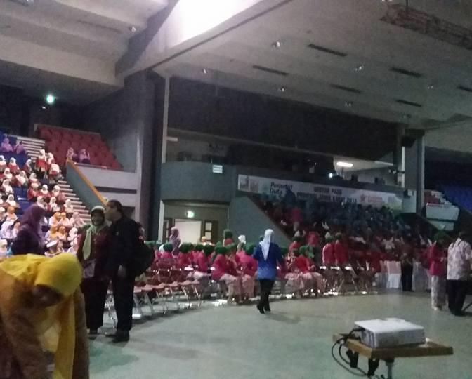 PC HIMPAUDI KECAMATAN KADUDAMPIT KABUPATEN SUKABUMI JAWA BARAT GEBYAR PAUD 2015 8