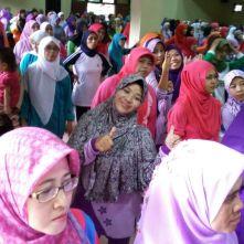 SOSIALISASI GERAKAN KEBERSIHAN UNTUK KELUARGA INDONESIA 4