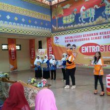 SOSIALISASI GERAKAN KEBERSIHAN UNTUK KELUARGA INDONESIA 7